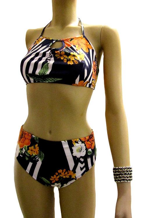 Paixão no. 73 - High Neck Bikini