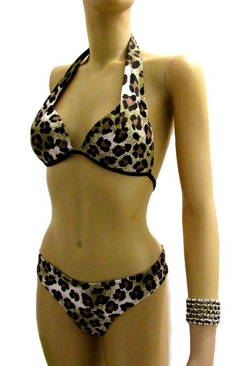 Paixão no. 56 - Brazilian Bikini with Army camouflage pattern