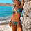 Thumbnail: Colorful Brazilian Bikini with Side Tie  - Paixão no. 334