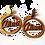 Thumbnail: Wood Earrings - Paixão 12