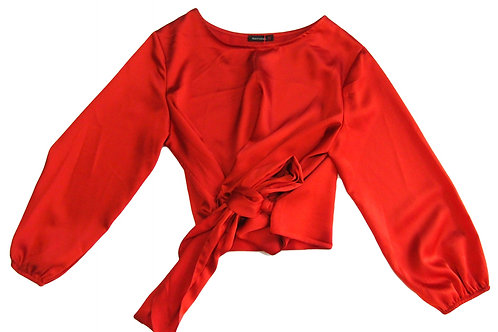 Blouse with long Sleeves - Paixao no.8