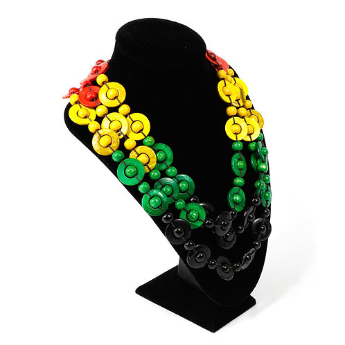 Bohemia Ethnic Necklace - Paixao Reggae
