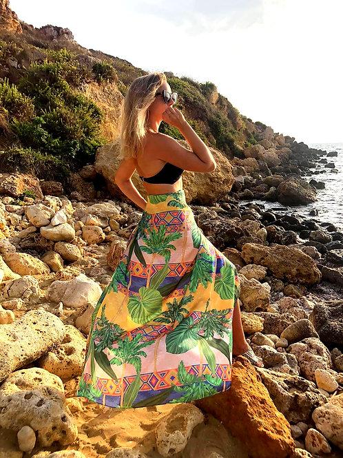 Canga - Pareo Beach Towel - Paixao Fruit No. 1