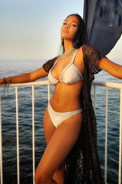 Paixão no. 370 (Collection Delux 2021) -  Braided Bikini - Aloha