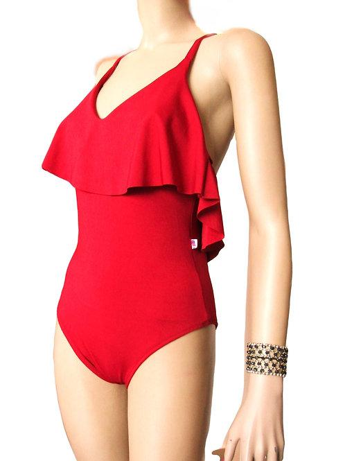 Paixão no. 113 - Brazilian Swimsuit Body with Frill