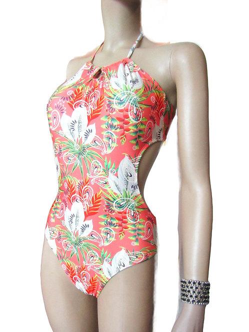 Floral printed Bathing Suit - Paixão no. 254