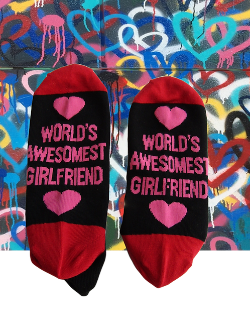 Cute Autumn Spring Funny Warm Socks - Paixao Love is Love