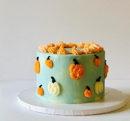 Fall Cake- $45