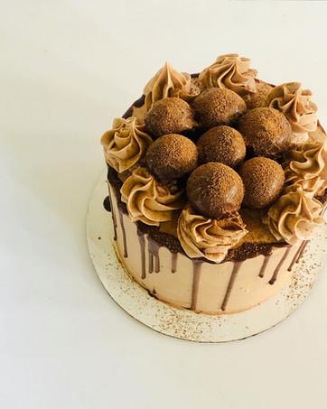 Chocolate cake -$40