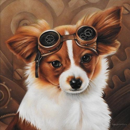 Steampunk Pup