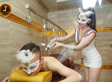 누루마사지 NURU massage