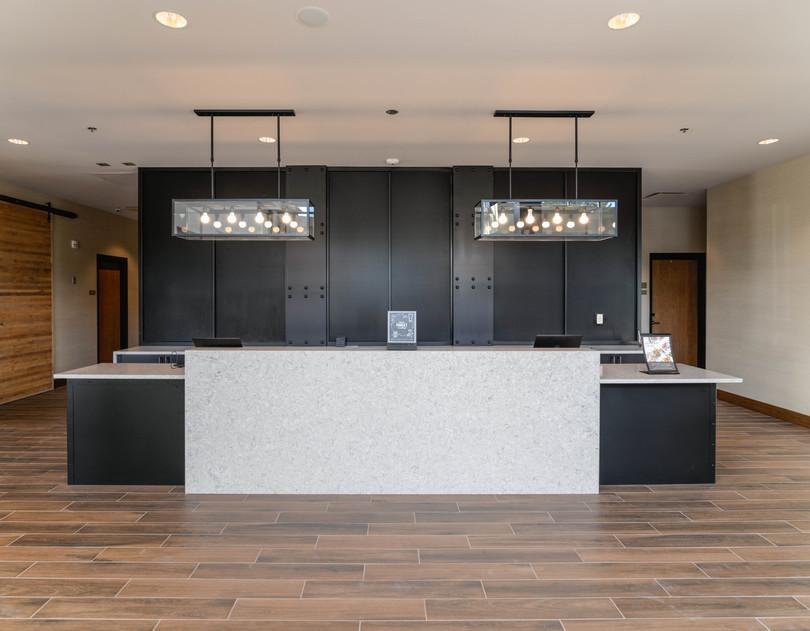 Lobby Hyatt Hotel