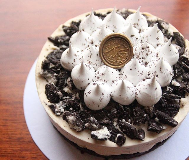 Creamy Oreo Cheesecake!!!! Oreo Oreo Ore