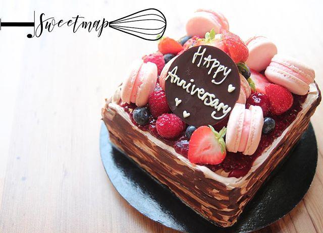 Happy anniversary _poffley . Wish you tw