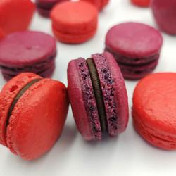 #closeup ._._._Chocolate strawberry maca