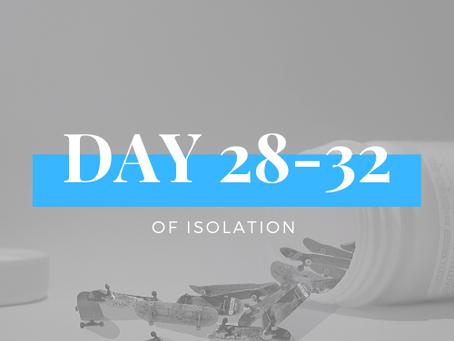 DAY 28-32
