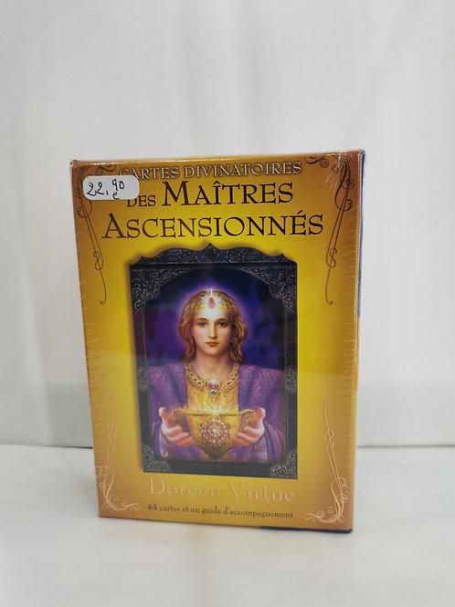 Cartes divinatoires des maitres ascensionnés