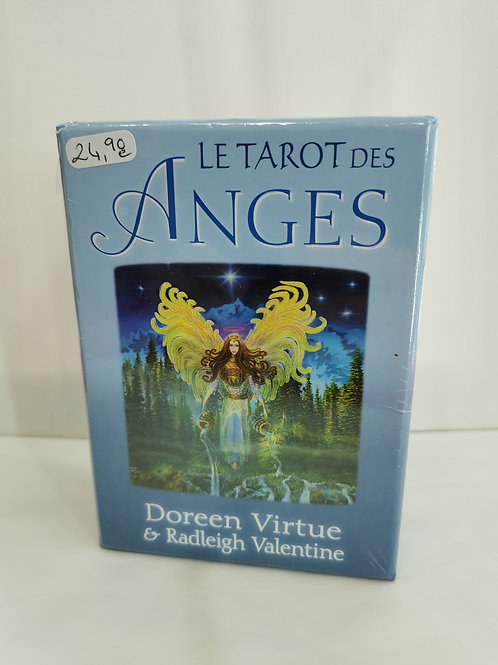 Doreen Virtue : Le tarot des anges