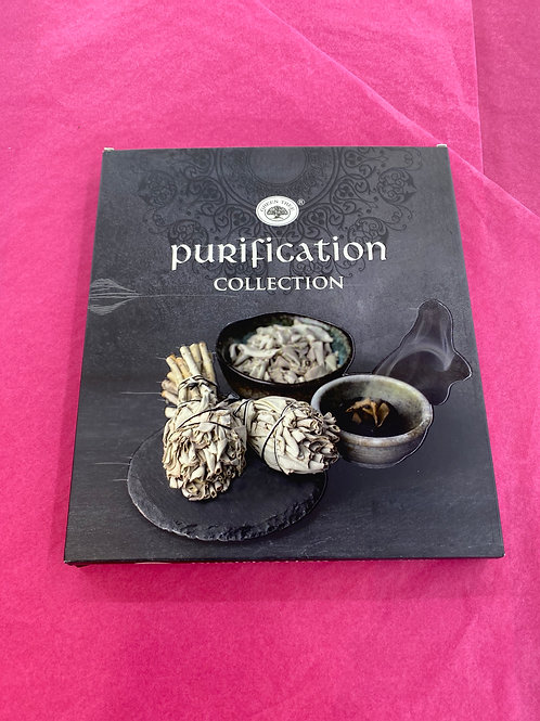 Collection Encens Purification