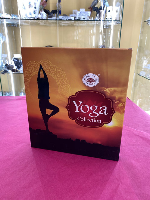Collection Encens Yoga