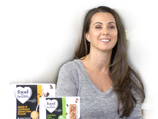 Narelle Plapp - người sáng lập Food For Health - chữa bệnh bằng liệu pháp thiên nhiên