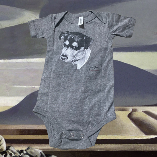 Baby Onesie: My Dog Boodle