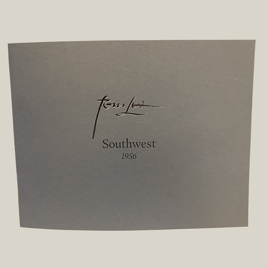 Southwest Booklet