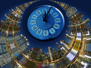 HEAVEN'S MASTER CLOCK - Time Defined
