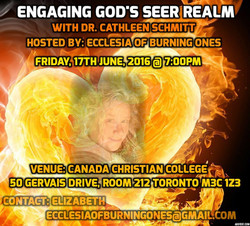 ENGAGING GOD'S SEER REALM