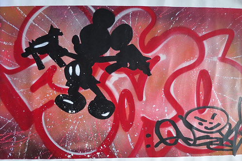 Mickey 116 x 71cm