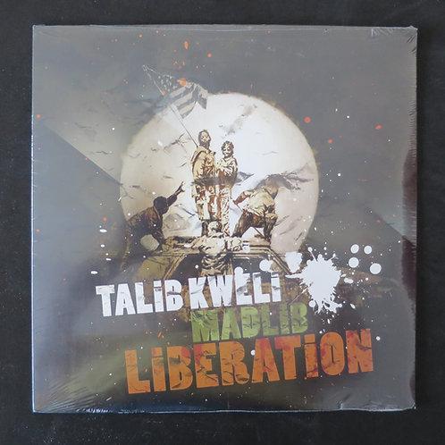 Madlib libération black vinyl
