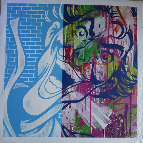 Joker 104 x 104 cm