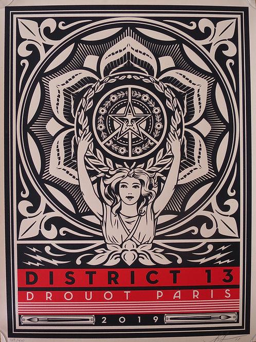 Drouot District 13, 2019