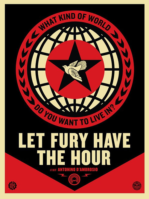 Let Fury Have The Hour 2013 61 x 46 cm
