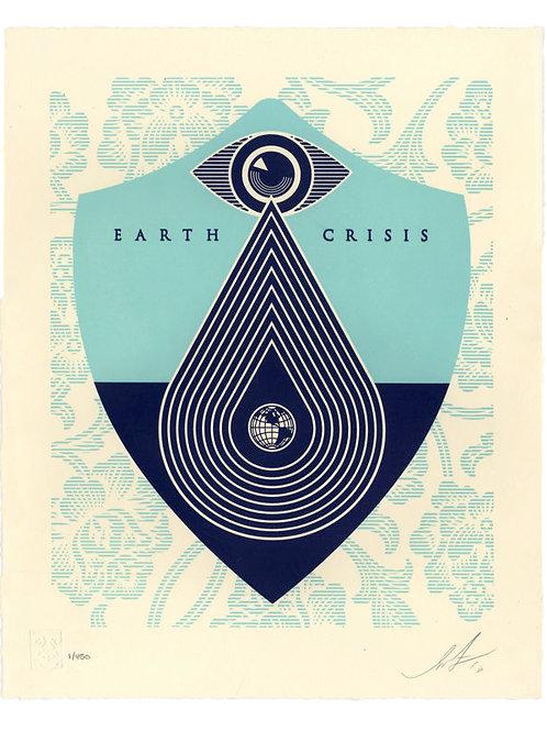 Earth Crisis Letterpress