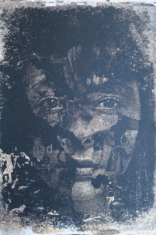 Oxymoron By Vhils
