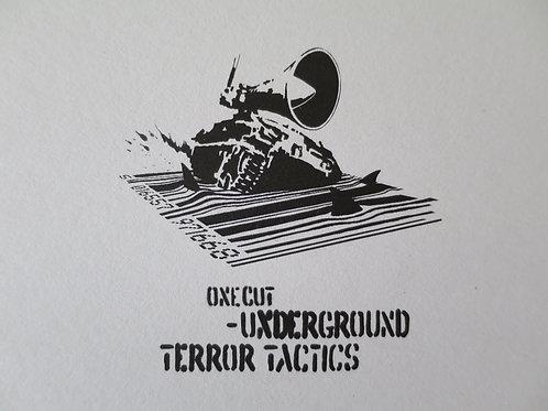 Underground Terror Tactics Vinyl