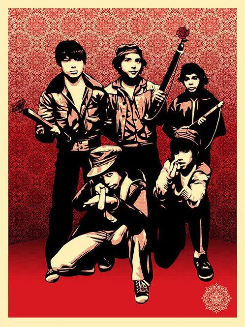 Défiant Youth, 2009