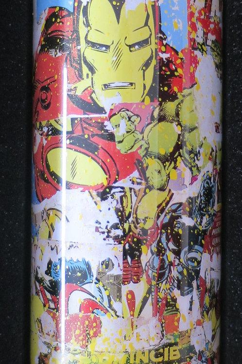 Iron Man Yellow