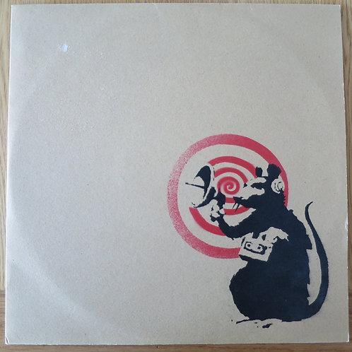 Dirty Funker white Red Carton Brown Vinyl