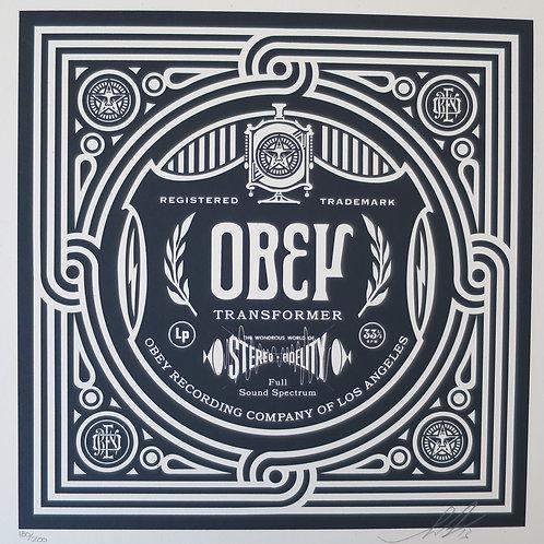 Obey Transformer 2013