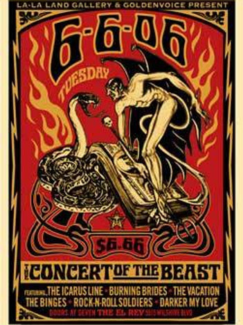 Concert Of The Beast 2006