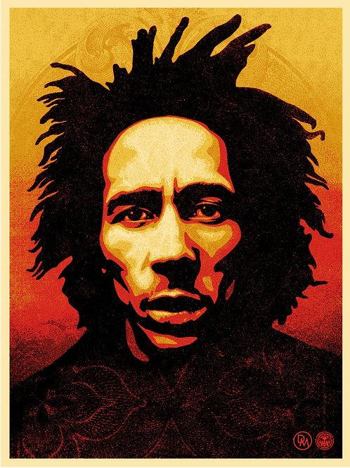 Bob Marley 2014  61 x 46 cm