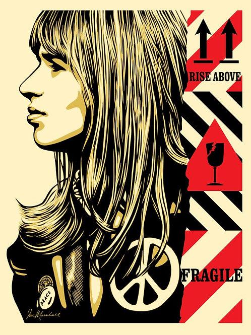 Fragile Peace 2017 61x46cm