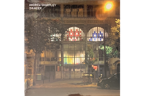 Andrew Sharpley Invader Vinyl LP x1000 IN HAND Lp