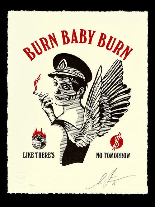 Burn Baby Burn 2021