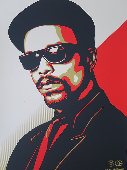 Ice T OG (Red) 2016  61 x 46 cm