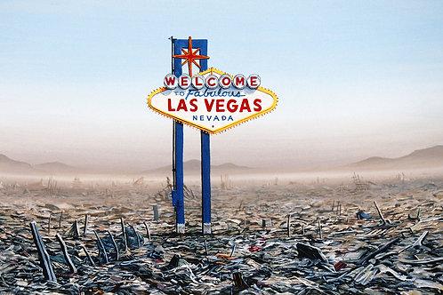 Alas Vegas 2017 51 x 38 cm