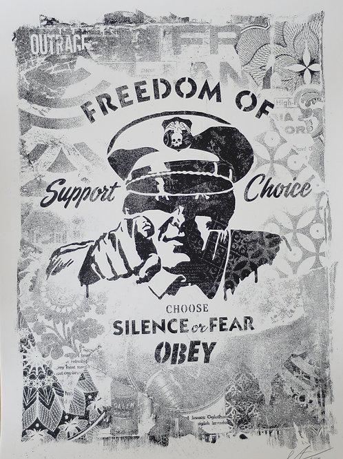 Damaged Freedom Of Choice