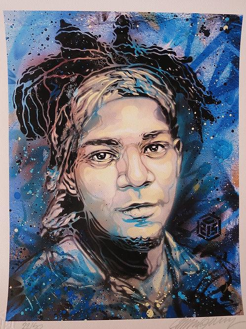 C215 Basquiat XL, 2020
